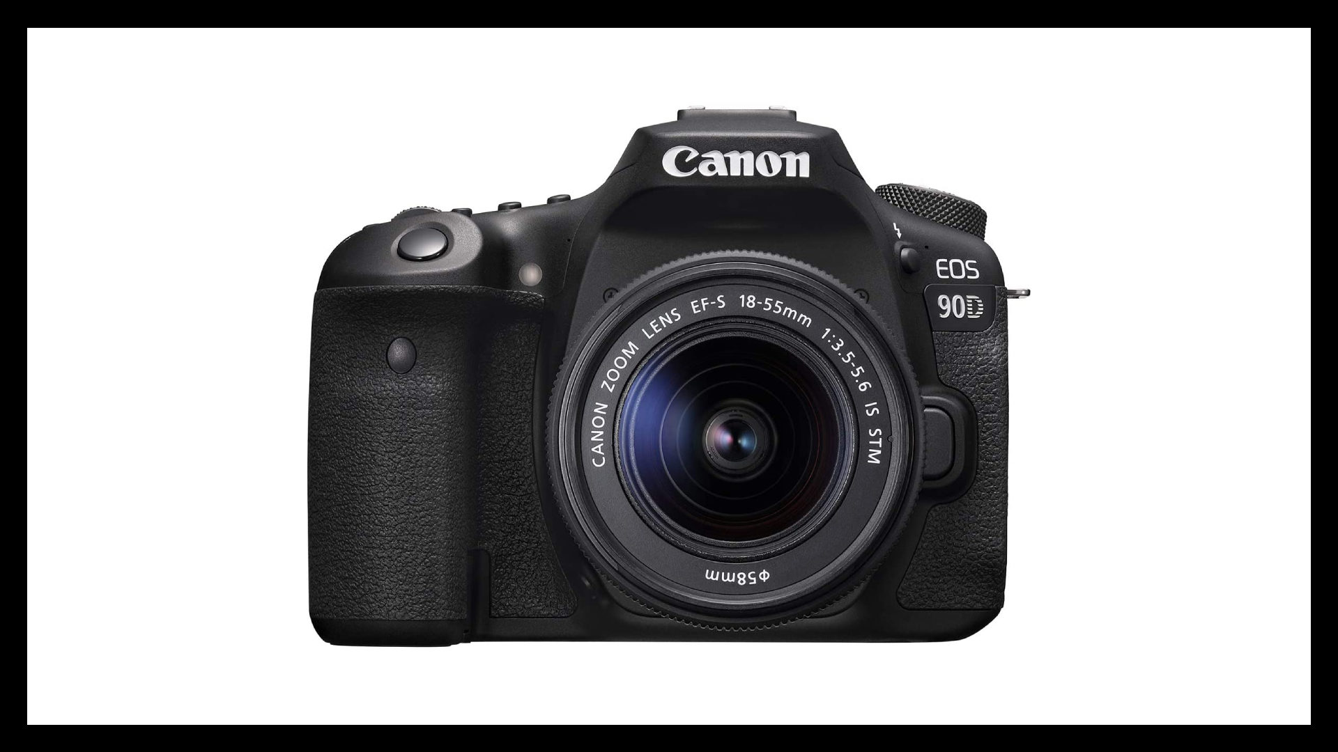 Canon 90D Best Vlogging Camera With Flip Screen