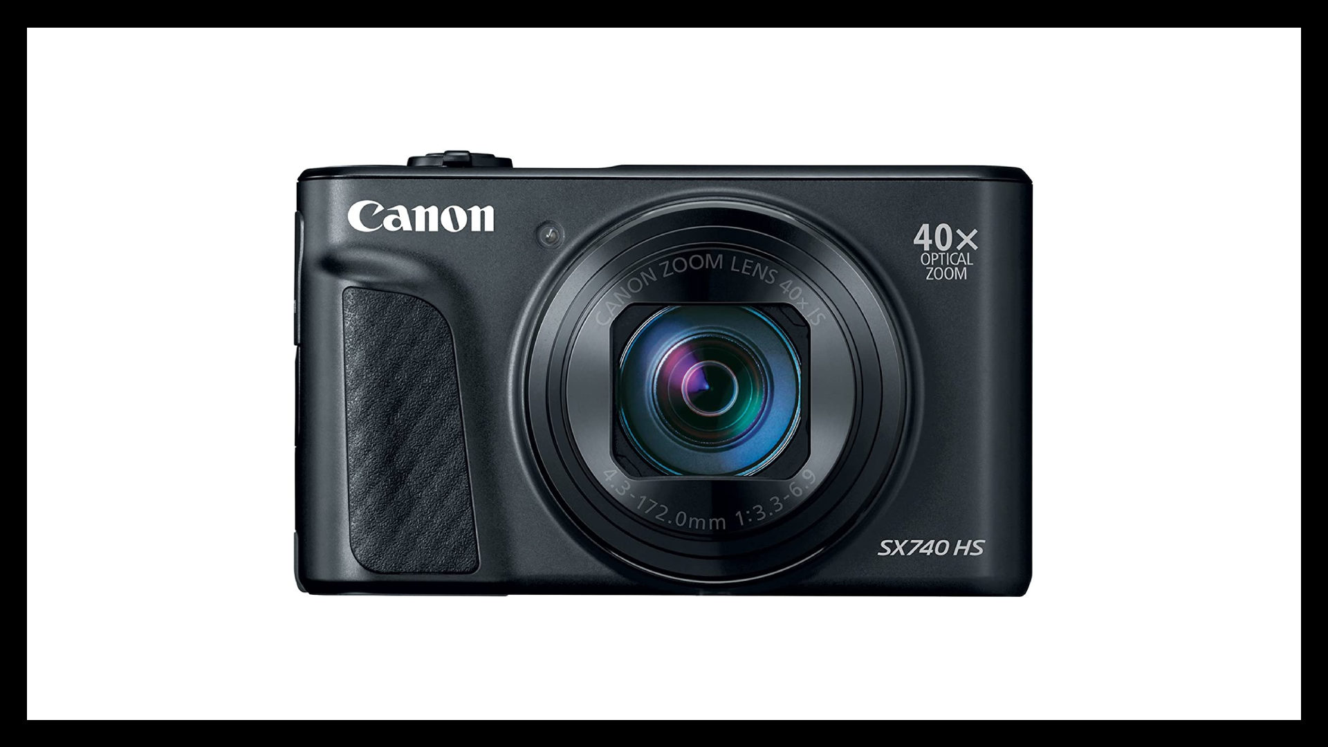 Canon SX740 Best Vlogging Camera With Flip Screen