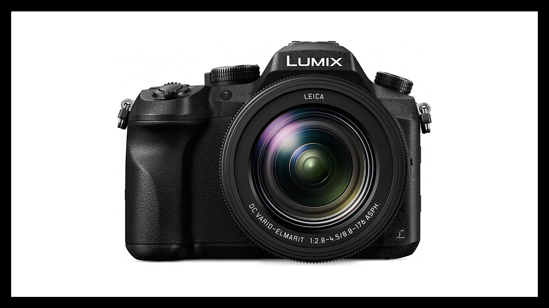 Panasonic LUMIX FZ2500 Best Vlogging Camera With Flip Screen