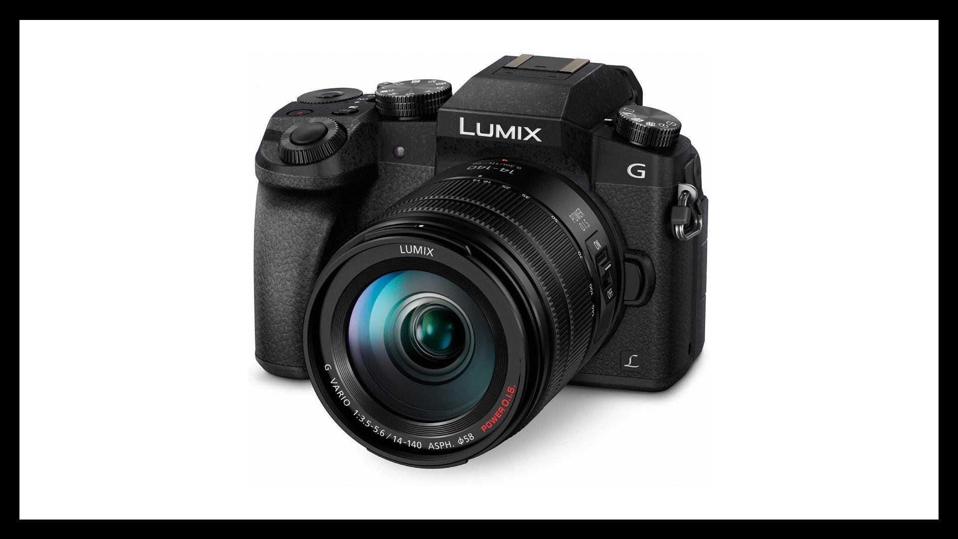 Panasonic LUMIX G7 Best Vlogging Camera With Flip Screen