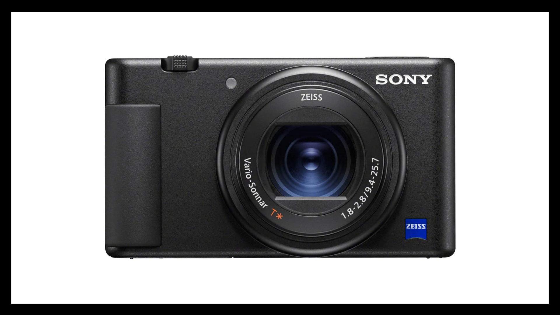 Sony ZV-1 Best Vlogging Camera With Flip Screen