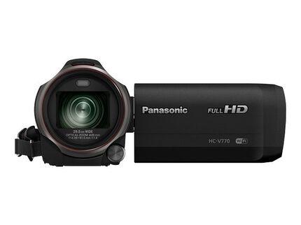 Panasonic HC-V770 Front View
