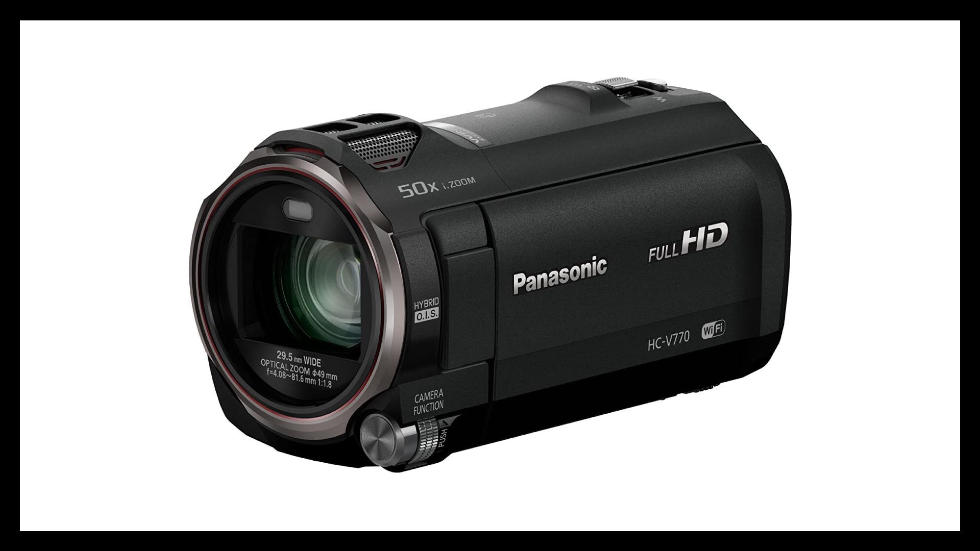 Panasonic HC-V770 Review