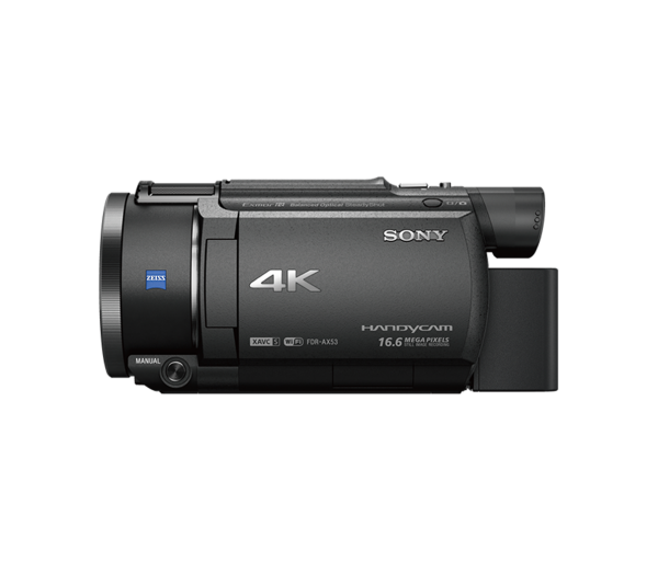 Read more about the article Sony FDRAX53 Review 2021 (Best 4k UHD Camcorder?)