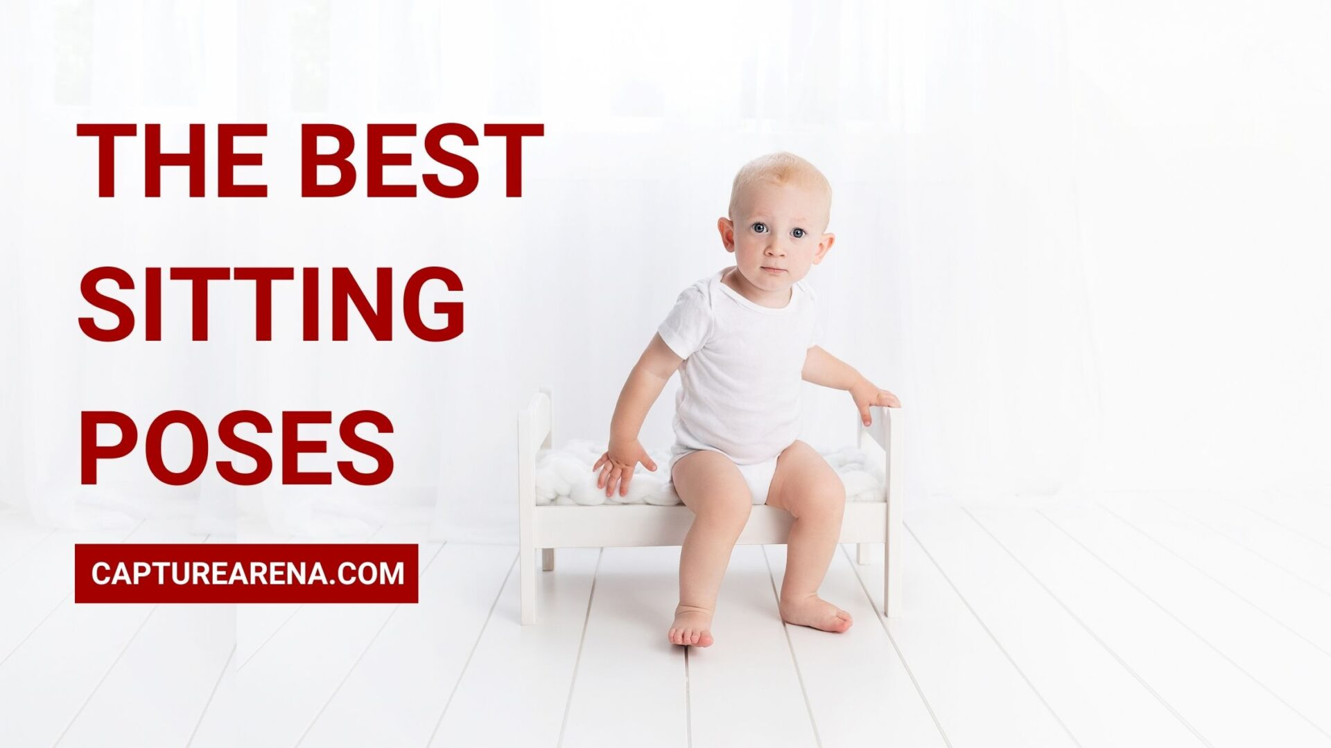 The Best Sitting Poses